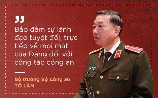 Thượng tướng Tô Lâm nêu 7 nhiệm vụ, giải pháp để lực lượng công an trong sạch, vững mạnh - Ảnh 1.