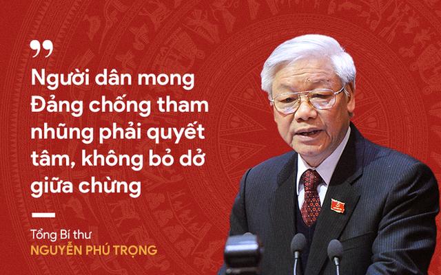 Tổng Bí thư Nguyễn Phú Trọng: Lò nóng rực rồi nhưng còn nhiều việc phải làm - Ảnh 1.