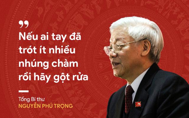 Tổng Bí thư Nguyễn Phú Trọng: Lò nóng rực rồi nhưng còn nhiều việc phải làm - Ảnh 2.