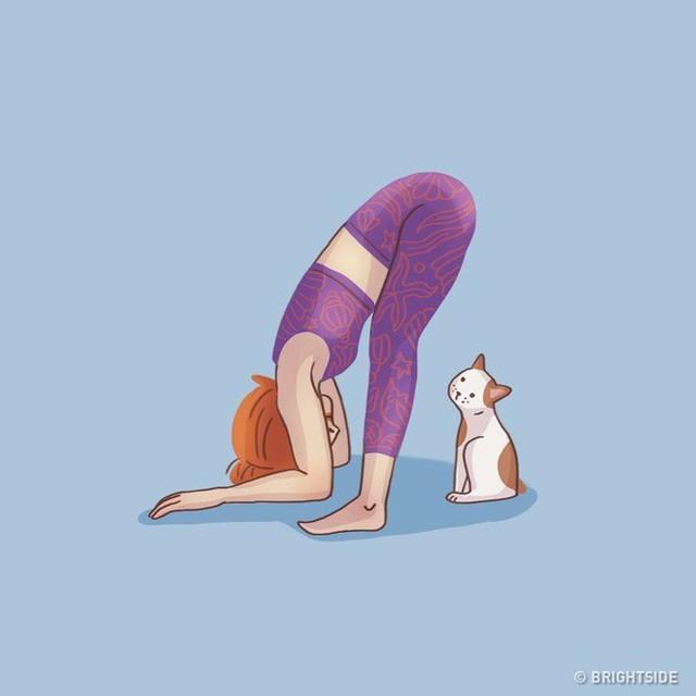 9 bài tập vô cùng dễ tập theo giúp bạn thoát khỏi đau lưng dưới rất nhanh - Ảnh 6.