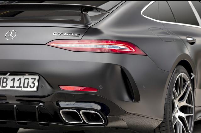Chiêm ngưỡng Mercedes AMG GT Coupe 4 cửa thuộc dòng xe đẹp nhất thị trường, không chỉ sang trọng mà còn mạnh mẽ đúng chất siêu xe - Ảnh 5.
