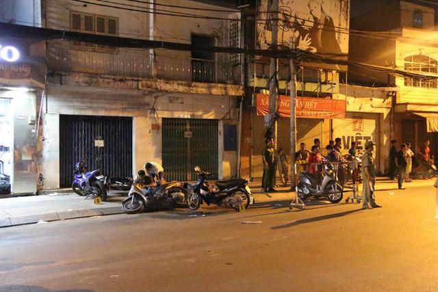NÓNG: Bắt thêm nghi can trong nhóm trộm cướp đâm chết 2 hiệp sĩ ở Sài Gòn - Ảnh 1.