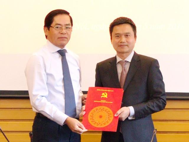 Ông Phạm Văn Thanh đảm nhiệm chức vụ Bí thư Đảng ủy Petrolimex - Ảnh 1.