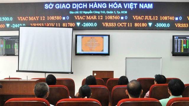 Sở Giao dịch Hàng hóa Việt Nam sẽ bắt đầu hoạt động từ 16/7/2018 - Ảnh 1.
