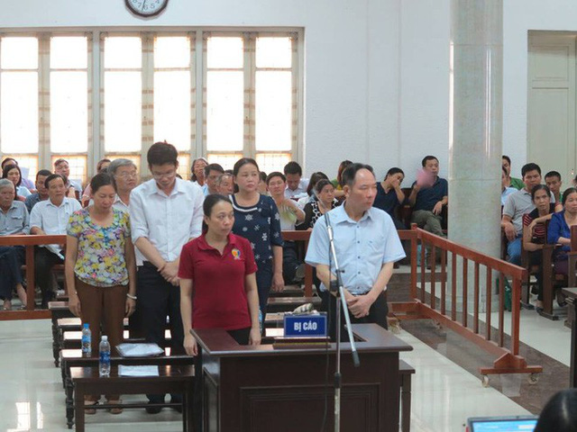 Cựu Phó Giám đốc Sở Nông nghiệp và Phát triển nông thôn Hà Nội lĩnh án 12 năm tù - Ảnh 1.