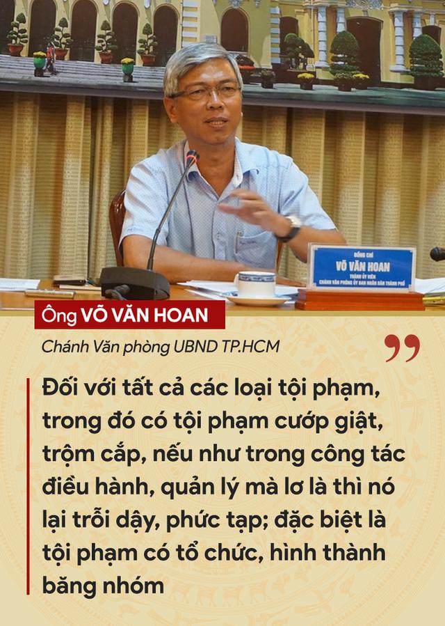 Những tuyên bố đanh thép của lãnh đạo về tội phạm cướp giật ở TP.HCM - Ảnh 4.