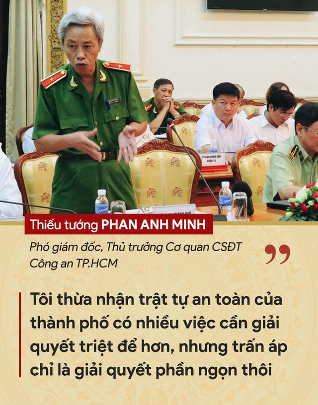 Những tuyên bố đanh thép của lãnh đạo về tội phạm cướp giật ở TP.HCM - Ảnh 5.
