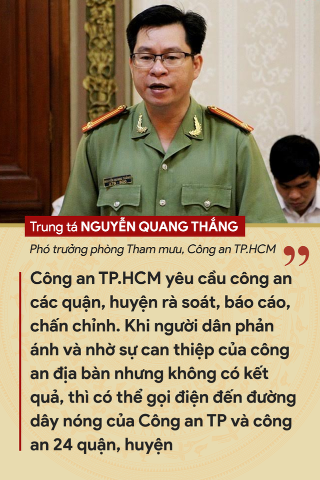 Những tuyên bố đanh thép của lãnh đạo về tội phạm cướp giật ở TP.HCM - Ảnh 7.