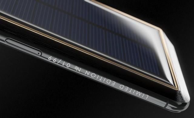 iPhone X phiên bản Tesla sử dụng pin mặt trời có giá tới 4.000 USD và Elon Musk sẽ là người đầu tiên sở hữu - Ảnh 4.