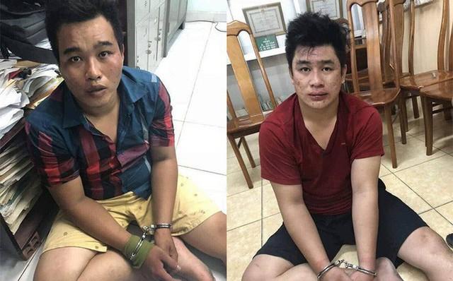 Vụ 2 hiệp sĩ Sài Gòn bị đâm chết: Nghi can thứ 3 và Tài mụn là bạn tù - Ảnh 1.