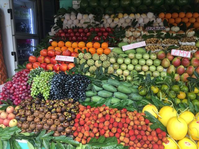 Nhập nhèm nguồn gốc trái cây ngoại - Ảnh 3.