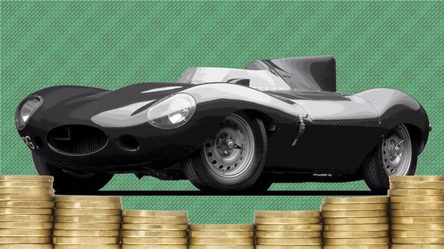 10 chiếc xe đắt đỏ nhất từng lên sàn đấu giá: Chủ yếu là Ferrari - Ảnh 1.