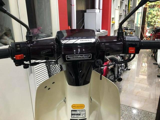 Chiếc xe Honda Dream II 16 năm tuổi được rao bán gần 1,2 tỷ đồng khiến cư dân mạng tranh cãi - Ảnh 4.