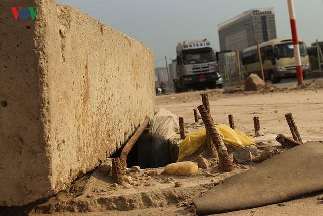 """Ảnh: Bẫy """"chết người"""" trên dự án giao thông nghìn tỷ ở Hà Nội - Ảnh 11."""