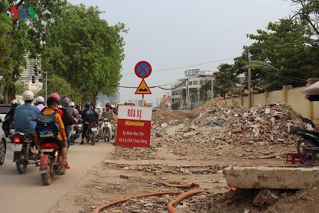 """Ảnh: Bẫy """"chết người"""" trên dự án giao thông nghìn tỷ ở Hà Nội - Ảnh 14."""