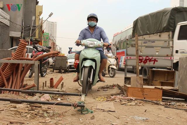 """Ảnh: Bẫy """"chết người"""" trên dự án giao thông nghìn tỷ ở Hà Nội - Ảnh 7."""