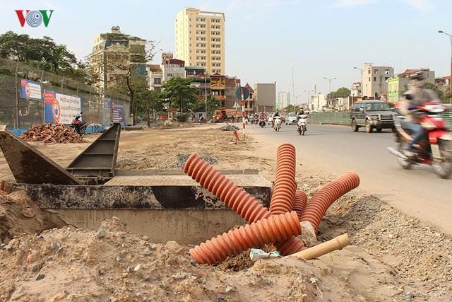 """Ảnh: Bẫy """"chết người"""" trên dự án giao thông nghìn tỷ ở Hà Nội - Ảnh 10."""
