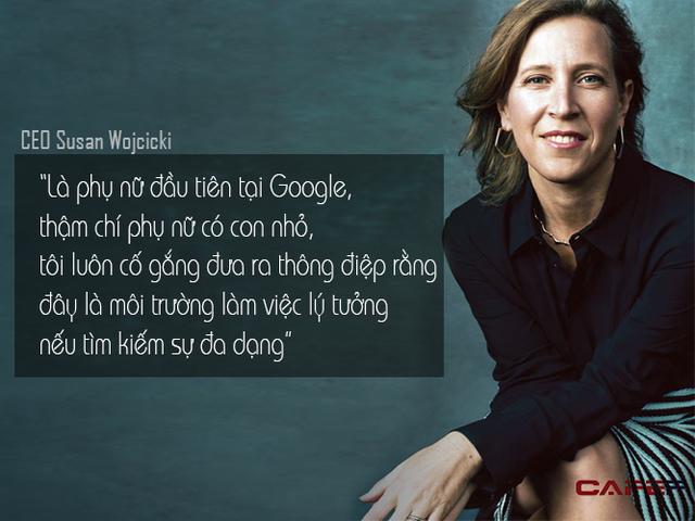 CEO, bà trùm quyết đoán của Youtube: Nếu không đánh bại được thì phải thâu tóm! - Ảnh 1.