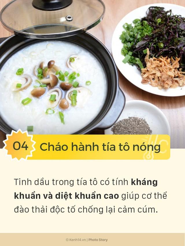 6 thực phẩm giúp giải cảm hiệu quả cho những ngày nắng mưa thất thường - Ảnh 4.
