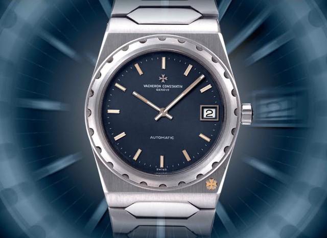 Thiết kế gây sốc cách đây hơn 40 năm của hãng Vacheron Constantin: Nguồn cảm hứng bất tận cho các nhà chế tác đồng hồ - Ảnh 1.