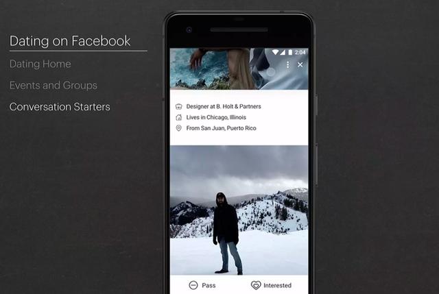 Facebook chuẩn bị ra mắt những tính năng mới dành cho việc hẹn hò - Ảnh 2.
