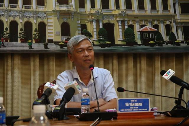 TP HCM nói về việc kỷ luật ông Lê Trương Hải Hiếu - Ảnh 1.
