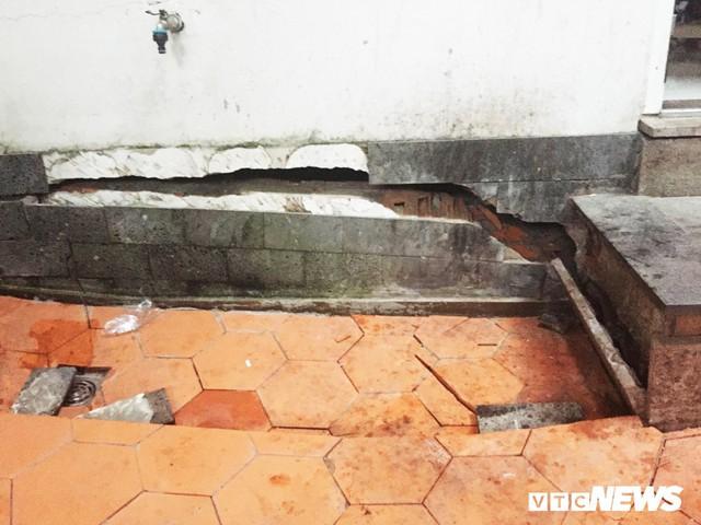 Dự án của Capitaland Thanh Niên gây sụt lún nhà dân: Sở Xây dựng yêu cầu khôi phục hiện trạng ban đầu - Ảnh 2.