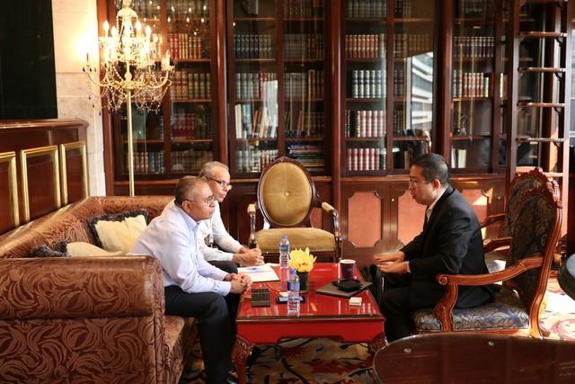 Chứng khoán Rồng Việt bắt tay cùng VinaCapital giới thiệu doanh nghiệp Việt đến nhà đầu tư nước ngoài - Ảnh 1.