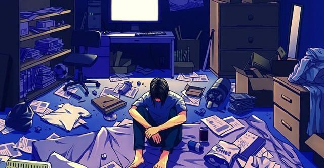 Vì sao nhiều người trẻ Nhật lại chọn lối sống ẩn dật, ở lì trong phòng và không giao tiếp với bất cứ ai? - Ảnh 1.