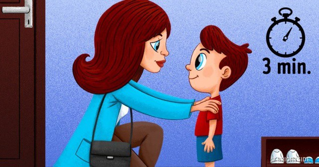 Nguyên tắc 3 phút cha mẹ nhất định phải biết để luôn hiểu và trở thành người con tin tưởng nhất - Ảnh 1.