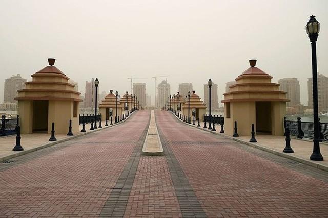 Hình ảnh đất nước Qatar hiện đại và đáng sống giữa sa mạc nóng bỏng - Ảnh 3.