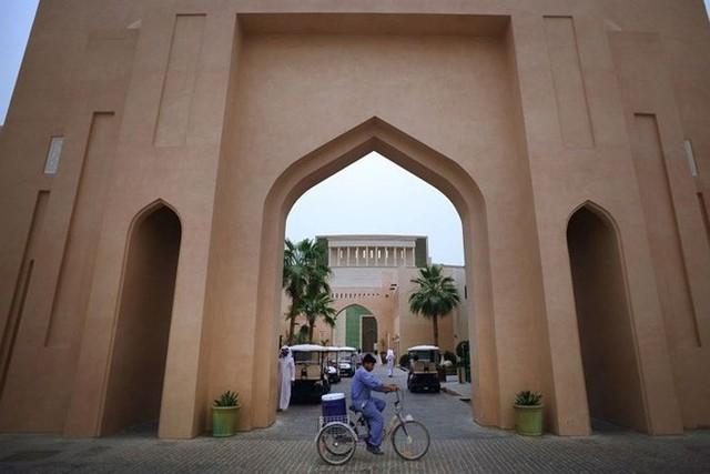 Hình ảnh đất nước Qatar hiện đại và đáng sống giữa sa mạc nóng bỏng - Ảnh 8.