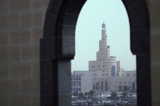 Hình ảnh đất nước Qatar hiện đại và đáng sống giữa sa mạc nóng bỏng - Ảnh 9.