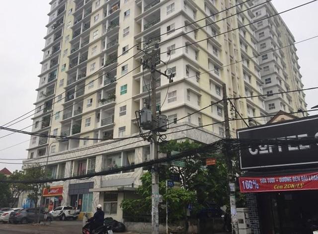 Xây chui 60 căn hộ giữa Sài Gòn mà cơ quan chức năng vẫn ngó lơ? - Ảnh 1.