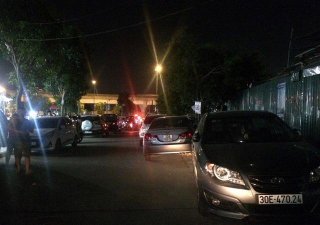 Vụ giải tỏa bãi gửi xe khu chung cư:
