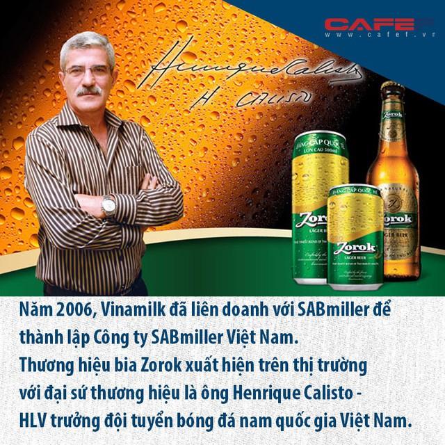 Thị trường bia Việt khó nhằn, nhiều đại gia tháo chạy - Ảnh 4.