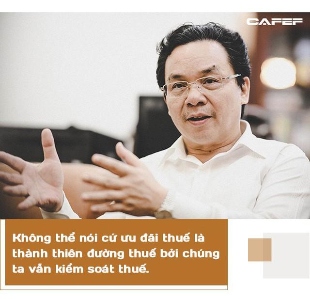 """PGS.TS Hoàng Văn Cường: Ưu đãi tiền thuê đất ở đặc khu """"tạo điều kiện"""" cho đầu cơ, găm đất! - Ảnh 2."""