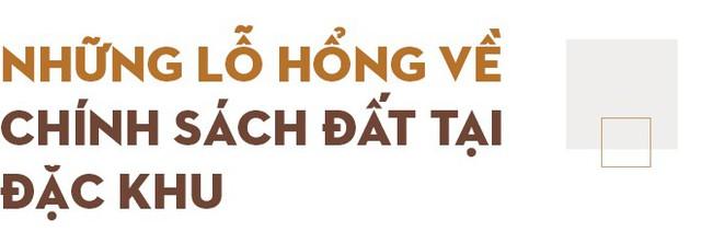 """PGS.TS Hoàng Văn Cường: Ưu đãi tiền thuê đất ở đặc khu """"tạo điều kiện"""" cho đầu cơ, găm đất! - Ảnh 3."""