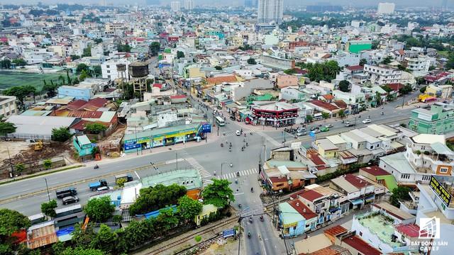Toàn cảnh đại công trường hạ tầng giao thông quy mô lớn trải dài khắp khu Đông TP.HCM - Ảnh 4.