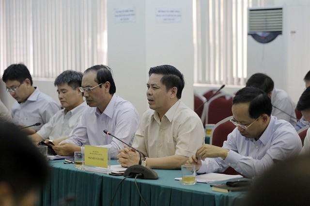 Bộ trưởng GTVT: Phấn đấu khởi công sân bay Đồng Hới tại Quảng Bình cuối năm 2018 - Ảnh 1.