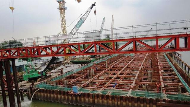 Vì sao dự án chống ngập 10.000 tỷ ở Sài Gòn ngưng thi công?   - Ảnh 2.