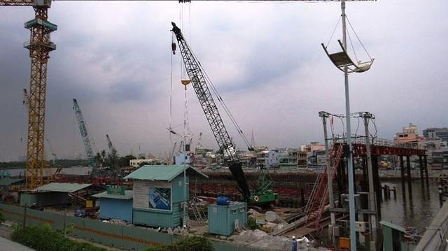 Vì sao dự án chống ngập 10.000 tỷ ở Sài Gòn ngưng thi công?   - Ảnh 12.