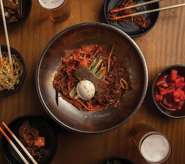 Nguồn gốc ít người biết của món mì lạnh nổi tiếng Hàn Quốc - Ảnh 4.