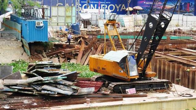 Vì sao dự án chống ngập 10.000 tỷ ở Sài Gòn ngưng thi công?   - Ảnh 8.