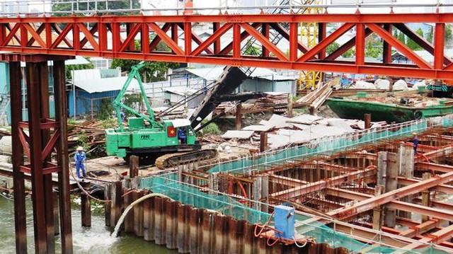 Vì sao dự án chống ngập 10.000 tỷ ở Sài Gòn ngưng thi công?   - Ảnh 10.
