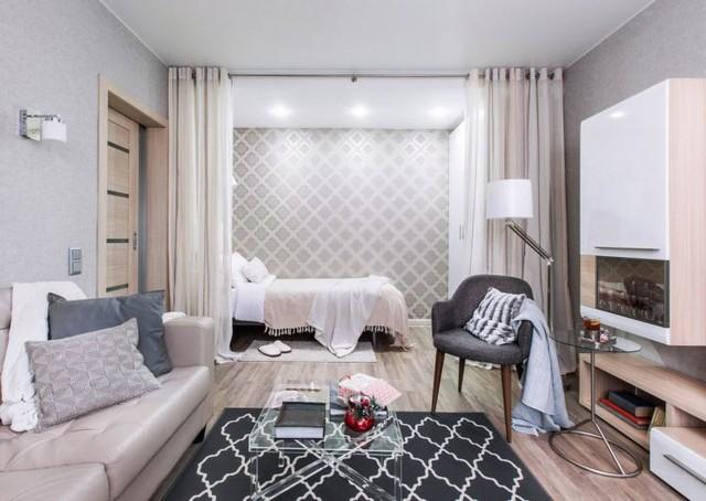 Ngắm căn hộ 37m2 với thiết kế nội thất đẹp ngỡ ngàng - Ảnh 5.
