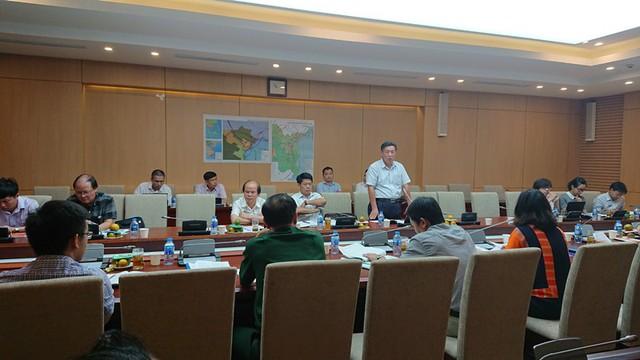 Thẩm định nhiệm vụ quy hoạch chung thi công Khu kinh tế Thái Bình - Ảnh 1.