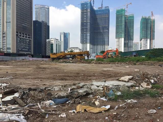 Khu đất vàng Hà Nội dự định xây nhà hát Hoa Sen giờ ra sao? - Ảnh 4.