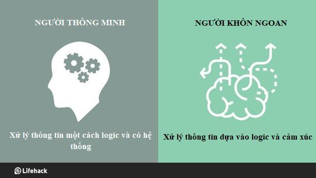 Thế giới có 2 kiểu người trí tuệ: Thông minh và khôn ngoan, bạn thuộc kiểu nào? - Ảnh 3.