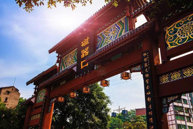 Ngất ngây với 5 cổ trấn đẹp như trong phim cổ trang ở Trung Quốc - Ảnh 15.